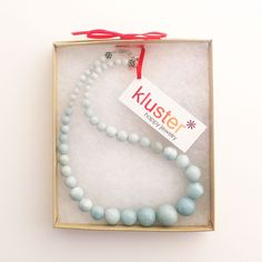 The perfect Easter necklace {Cloud Nine by Kluster}