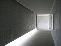 Naoshima Contemporary Art Museum, Naoshima Island, Japan — Designed by Tadao Ando and Associates