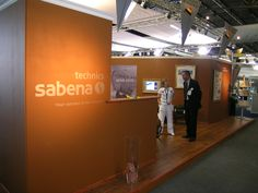 Salon du Bourget pour Sabena Technics - 2005