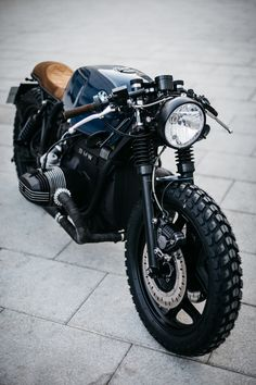 New bmw motorcycle enduro cafe racers ideas Bike Bmw, Cafe Bike, Moto Bike, Custom Cafe Racer, Cafe Racer Build, Cafe Racer Bikes, Cafe Racer Honda, Cafe Racer Motorcycle, Motorcycle Design