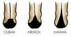 Know your back-seamed stockings!