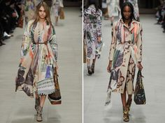 Burberry Prorsum Fall 2014...can't stop pinning these images.