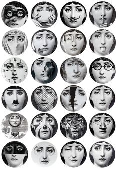 Piero Fornasetti was born during 1913 in Milan, and as an artistic talent from birth, it seems that he had always been sure about his goals and never compromised.