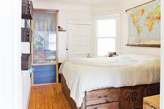 A Cozy & Eclectic California Apartment