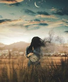 ➲ Main page: . Visit this creative gallery for more! Surrealism Photography, Dark Photography, Creative Photography, Arte Obscura, Montage Photo, Sad Art, Belle Photo, Art Girl, Wallpaper Backgrounds