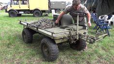 Mule US Army M274 Truck Mini 4x4, Trailer Hitch Accessories, Small Tractors, Military Vehicles, Military Car, Vietnam History, Go Car, Mini Trucks, Military Discounts