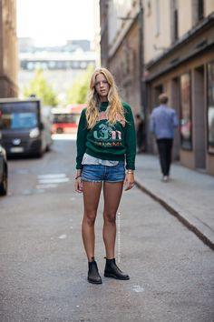 HELLA on stockholm streetstyle