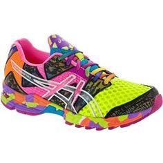 ASICS® GEL-Noosa Tri 8 Running Shoe. Bonus: Matches pretty much all workout wear.