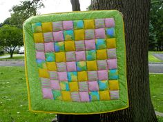 puff quilt- picture only