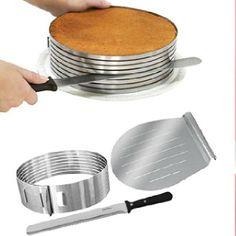 Zenker Layer Cake Slicer by Frieling