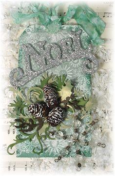 Noel-12 tags of Christmas