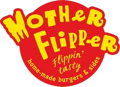 Mother Flipper home-made burgers & sides.  You'll usually find them on Tuesdays at 'Kerb' (the street food gathering previously known as eat.st) near King's Cross, or on Saturdays at Brockley Market, but it's worth checking their twitter page on the day.