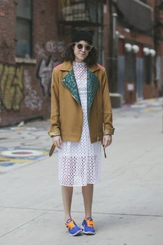 Still stuck on the idea that style maintains the supernatural power to allow us as