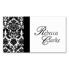 2291 best monogram business card templates images on pinterest elegant monogrammed damask busines card colourmoves