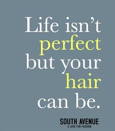 A quote for all those good hair days!! Shame they don't happen more often!  #hairspiration #hair #beauty