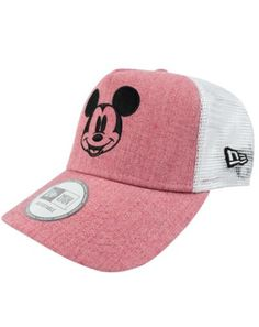 New Era Mickey Mouse Heather Trucker Cap | eBay