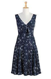 Blue valentine dress - $59.95.