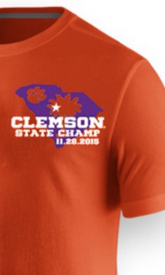 Clemson Tigers State Champions