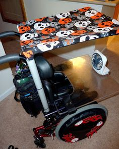 these are some of the best diy adaptive things I've seen great blog spot just wish it gave instructions! Eliah James: DIY Special Needs Projects