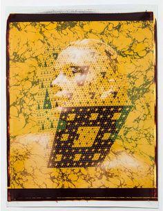 Los Angeles : Ellen Carey, Self-Portraits Polaroid - L'Œil de la photographie