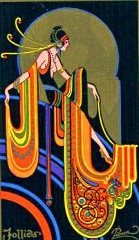 Example of Art Deco. The Art Deco aesthetic was incorporated into every aspect of modern day life from playing cards to fashion to ornamentation. Art Deco Illustration, Motif Art Deco, Art Deco Design, Art Deco Print, Design Design, Door Design, Art Designs, Jugendstil Design, Art Deco Posters
