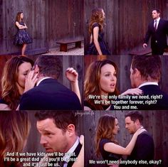 We'll be together forever, right? You and me. #jolex