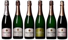 Sparkling Wine - Treveri Cellars Sparkling Tasting Flight Mixed Wine Pack 6 x 750 mL ** More info could be found at the image url.