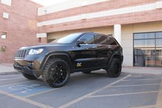 Hey guys, just wanted to share a few pics of the 2013 Grand Cherokee we are building for the SEMA show this year. 2012 Grand Cherokee, Grand Cherokee Lifted, Jeep Grand Cherokee Laredo, Jeep Cars, Jeep Truck, Jeep Jeep, Jeep Cherokee Wheels, Badass Jeep, Cool Vans