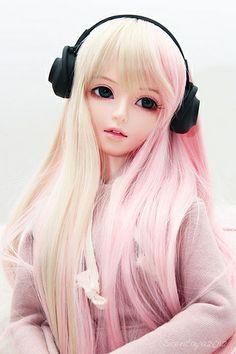 bjd so pretty Ooak Dolls, Blythe Dolls, Barbie Dolls, Pretty Dolls, Beautiful Dolls, Duncan, Kawaii Doll, Realistic Dolls, Smart Doll