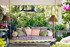Inside Liza Pulitzer Calhoun's Palm Beach Home- The Glam Pad