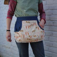 peg apron again