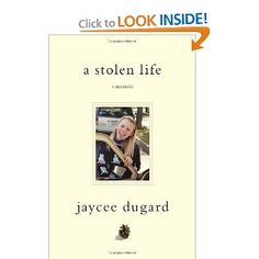 I remember when Jaycee was taken, as it was only about an hour and a half from where we lived . . . I've heard this book is good.