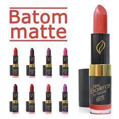 Batom Matte Natubelly