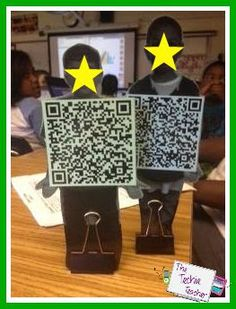 5 EASY Back to School Technology Projects. Such neat ways for students to get to know each other!