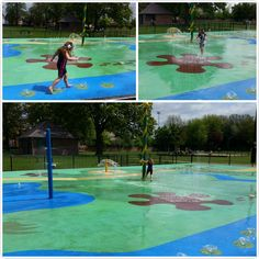 Paddling Pools and Splash Parks (Herts and surrounding area)
