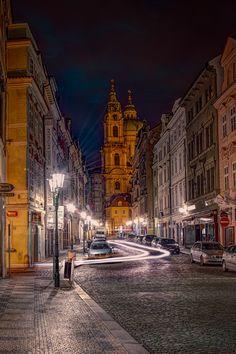 Prague by Alexander Hill (Czech Republic)