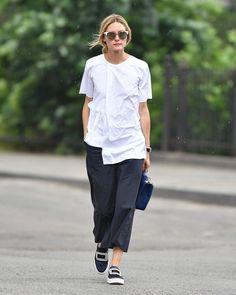 The Olivia Palermo Lookbook : Olivia Palermo in New York - July 30, 2016