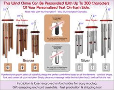 Urn Dog Memorial Wind Chime The Perfect Personalized Sympathy Gift