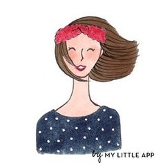 Hello #me #printemps #fun #lyon #mylittle #mylittleapp #kanako