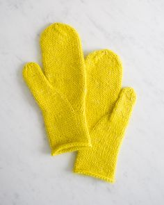 Arched Gusset Mittens   Purl Soho
