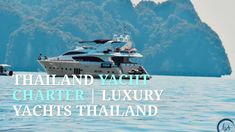 If you are looking for a thailand yacht charter you have come to the right place. We charter yachts in Thailand from catamarans to super yachts. Super Yachts, Luxury Yachts, Catamaran, Phuket, Temples, Perfect Place, Beaches, Thailand, Boat