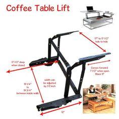 Mesa de café superior de elevación Hazlo tú mismo mecanismo hardware levantar muebles Bisagra Muelle B in Casa y jardín, Artículos para mejoras del hogar, Construcción y herramientas | eBay