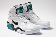 first rate 11344 b0ffc ... Nike Air Force 180 high Retro 2012 David Robinson ...