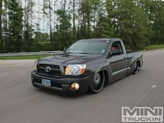2011 Toyota Tacoma Motion not what I want to do but still badass
