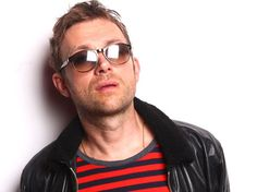 I would like to begin this board with the genius Damon Albarn, who you could know as the frontman of bands like Blur, Gorillaz and The Good, The Bad and the Queen. He is one of my two favourite musicians, with the great Jack White just behind him