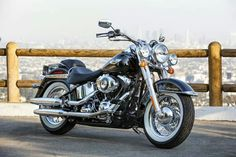 14' Softail Deluxe