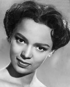 "Born Nov. 9, 1922 in Cleveland, Ohio Died Sept. 8, 1965 of overdose of tofranil in West Hollywood, CA Actress-singer Dorothy Dandridge was best known for her portrayal of the title role in the 1954 movie ""Carmen Jones."""