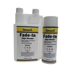 Fade-In Edge Blender Blending Solvent