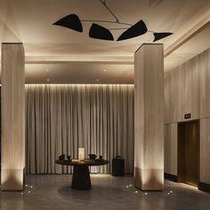 11 Howard hotel in New York by Space Copenhagen
