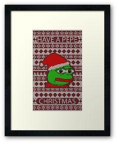 Pepe Christmas